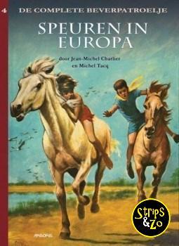 Complete Beverpatroelje 4 - Speuren in Europa