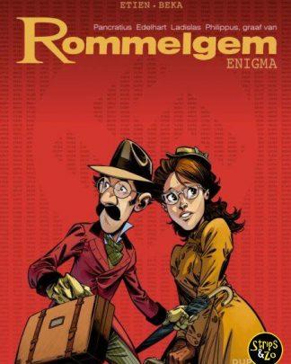 Rommelgem 1 - Enigma