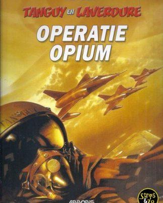 Tanguy en Laverdure 27- Operatie Opium