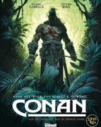 Conan - De avonturier 3 - Aan de overkant van de zwarte rivier