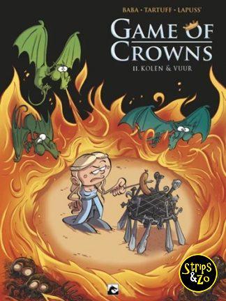 Game of Crowns 2 – Kolen en vuur