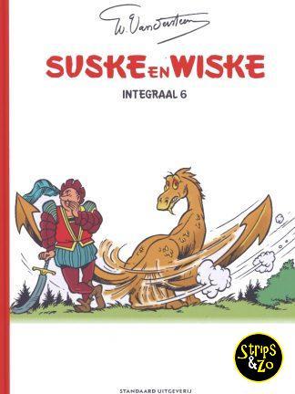 Suske en Wiske – Classics integraal 6