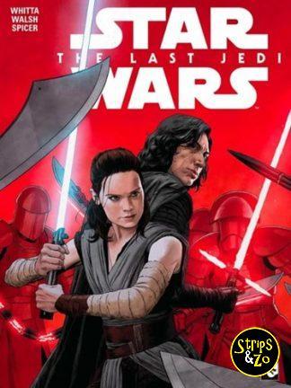Star Wars – Filmspecial Remastered 8 – VIII The Last Jedi