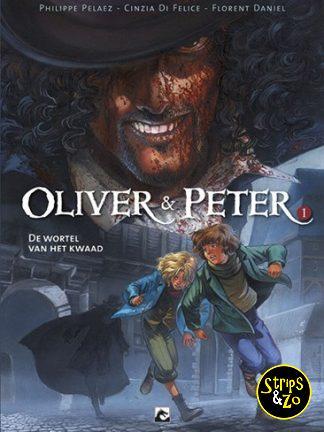 Oliver & Peter SC 1 – De wortel van het kwaad