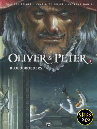 Oliver & Peter SC 3 – Bloedbroeders