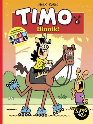 Timo 6 – Hinnik!