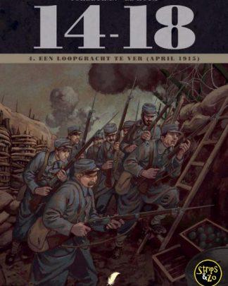 14-18 deel 4 - Een loopgraaf te ver (april 1915)