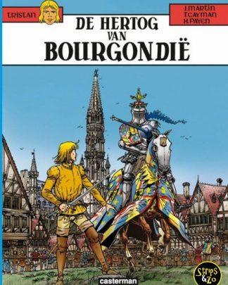 Tristan 12 - De hertog van Bourgondië