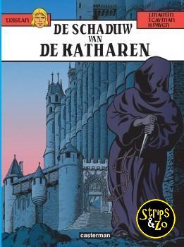 Tristan 13 - De schaduw van de Katharen