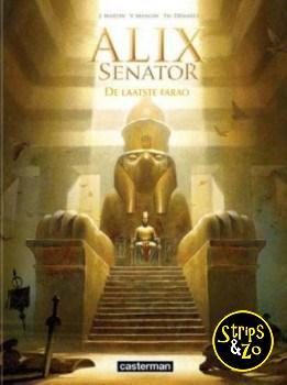 Alex Senator 2 - De laatste Farao
