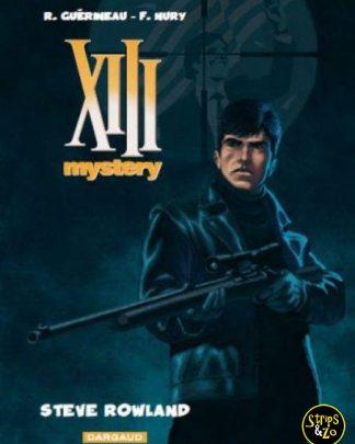 XIII Mystery 5 - Steve Rowland