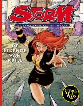 Storm - Kronieken van Roodhaar 1 - De legende van Krill