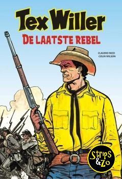 Tex Willer - Classics (Hum!) 1 - De laatste Rebel