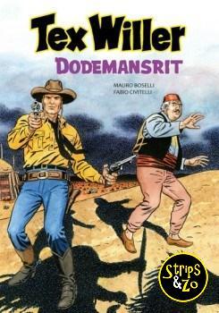 Tex Willer - Classics (Hum!) 2 - Dodemansrit