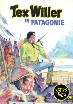 Tex Willer - Classics (Hum!) 6 - Patagonië