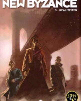 Uchronie(s) 7 - New Byzance 3 - Realiteiten