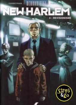 Uchronie(s) 8 - New Harlem 3 - Revisionisme