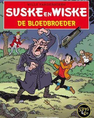Suske en Wiske - in het kort 4 - De bloedbroeder