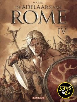 Adelaars van Rome 4 - Vierde boek