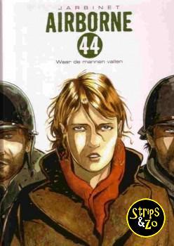 Airborne 44 1 - Waar de mannen vallen
