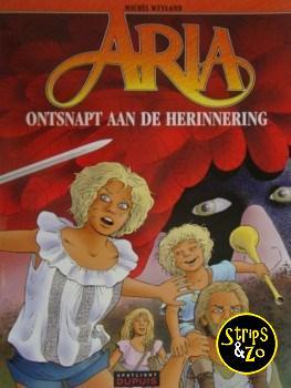 Aria 33 - Ontsnapt aan de herinnering