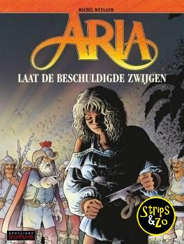 Aria 37 - Laat de beschuldigde zwijgen