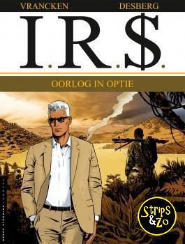 IR$ 16 - Oorlog in optie