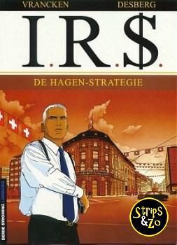 IR$ 2 - De Hagen-strategie