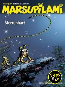Marsupilami 27 - Sterrenhart