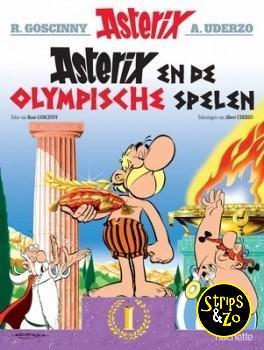 Asterix 12 - Asterix en de Olympische spelen