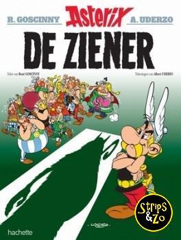Asterix 19 - De ziener