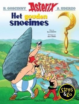 Asterix 2 - Het gouden snoeimes