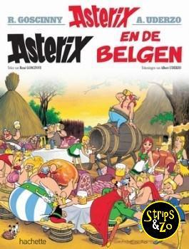 Asterix 24 - Asterix en de Belgen