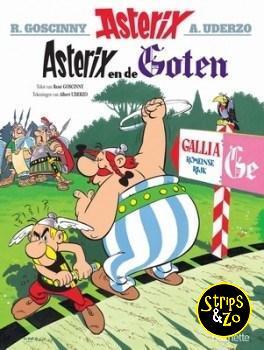 Asterix 3 - Asterix en de Goten