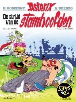 Asterix 7 - De strijd van de stamhoofden