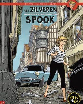 Betsy, de avonturen van 2 - Het zilveren spook