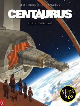 Centaurus 1 - Het beloofde land