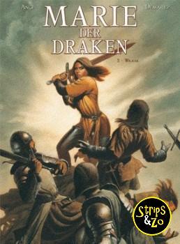 Marie der draken 2 - Wraak
