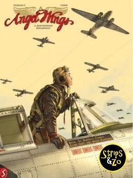 Angel Wings 3 - Bestemming Broadway