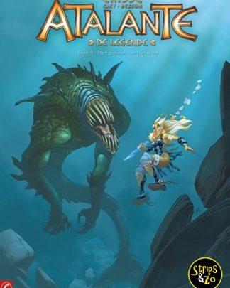 Atalante - De legende 9 - Het geheim van Herakles