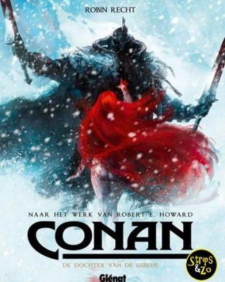 Conan - De avonturier 4 - De dochter van de ijsreus