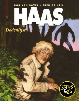 Haas 5 - Dodenlijst