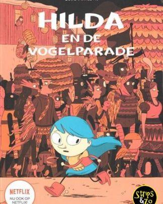 Hilda 3 - Hilda en de vogelparade