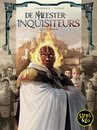 Meester-Inquisiteurs, de HC 7 – Orlias