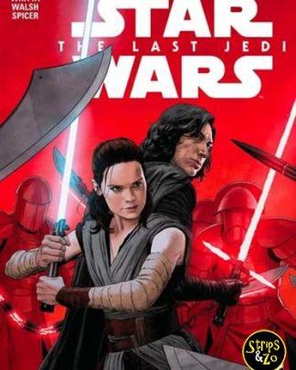 star wars remasterd the last jedi
