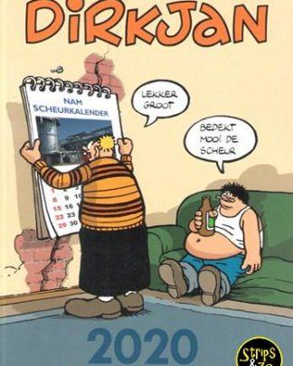 dirkjan scheurkalender2020