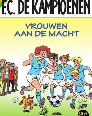 FC De Kampioenen 104 - Vrouwen aan de macht