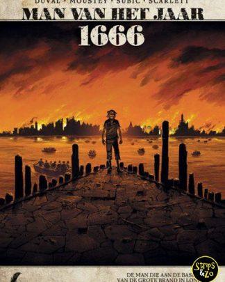 Man van het Jaar 10 - 1666 - De man die aan de basis lag van de grote brand in Londen