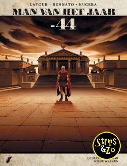 Man van het Jaar 8 - -44 - De man die Caesar wilde wreken