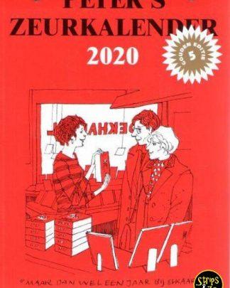 peters zeurkalender 2020